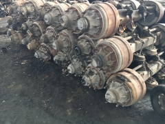 rear axle :Fuwa 13-16tons